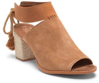 16e7119a47c Toms Suede Upper Women's Sandals - ShopStyle