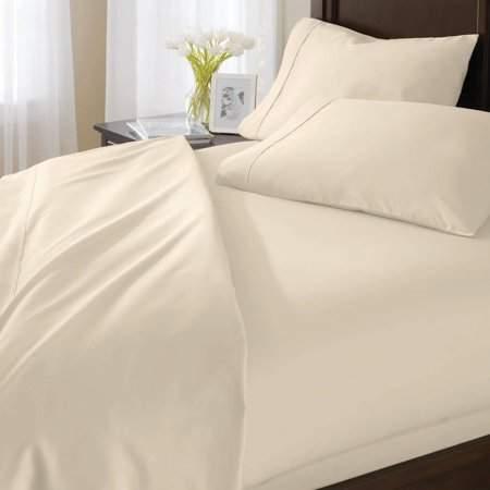 Better Homes & Gardens Better Homes and Garden 400 Threat Count Egyptian Cotton True Grip Sheet Set
