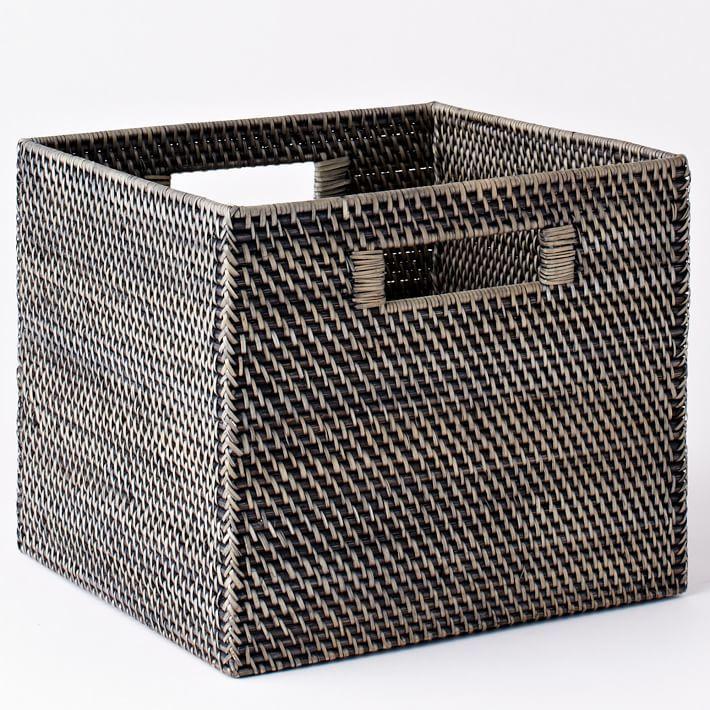 west elm Modern Weave Storage Bin