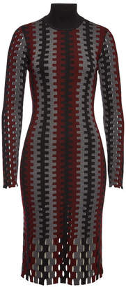 Diane von Furstenberg Merino Wool Knit Dress