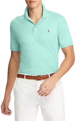 Polo Ralph Lauren Custom Slim-Fit Soft-Touch Cotton Polo