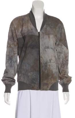 Christopher Raeburn Printed Bomber Jacket
