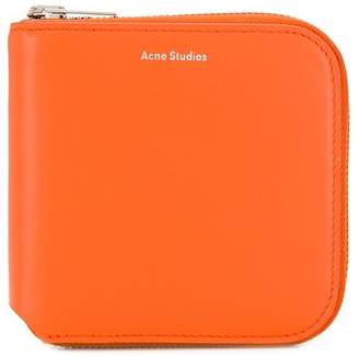 Acne Studios Csarite S carry-over wallet