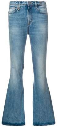 R 13 straight-leg jeans