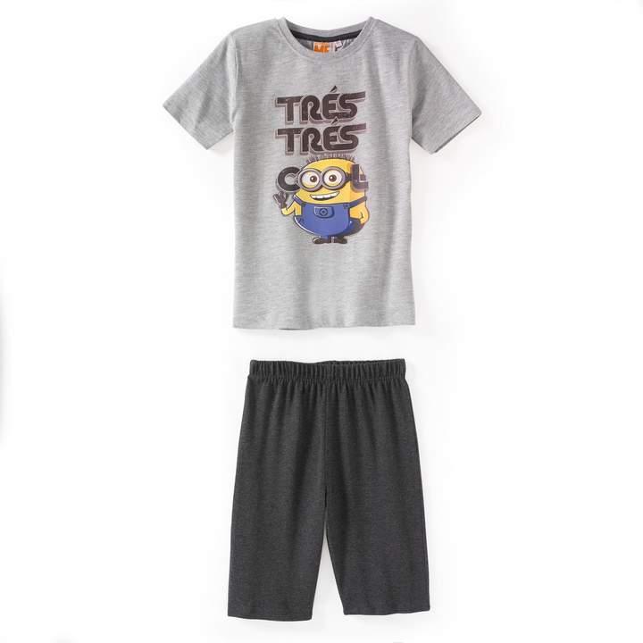 LES MINIONS Printed Short Pyjamas, 3-12 Years