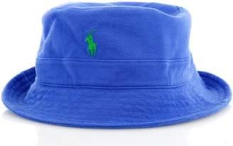 Ralph Lauren Polo Mens Mesh Bucket Hat (S/M, )