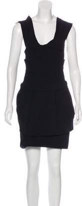 Preen by Thornton Bregazzi Sleeveless Knee-Length Dress