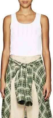 Marc Jacobs Women's Pointelle-Knit Tank - White