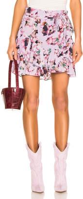 IRO Daring Skirt in Light Purple | FWRD