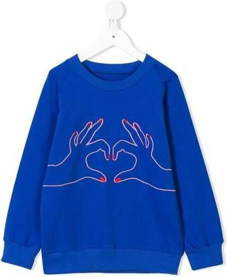 Bang Bang Copenhagen Love sweatshirt