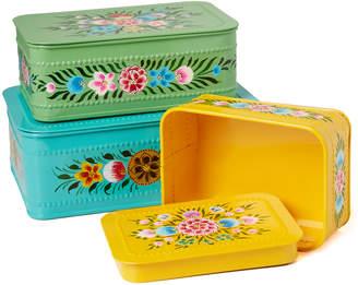 Gift Boutique Millifiori Set of 3 Boxes