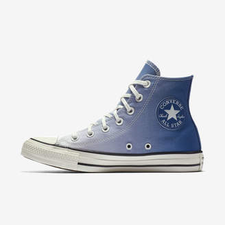 Nike Converse Chuck Taylor All Star Ombre Wash High Top Womens Shoe