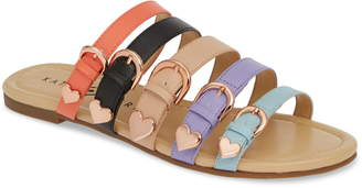 Katy Perry Nikki Flat Slide Sandal