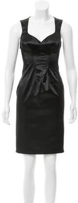 Dolce & Gabbana Sleeveless Sheath Dress