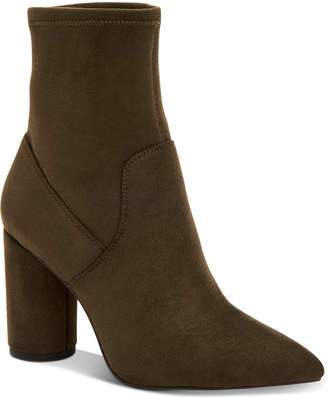 BCBGeneration Ally Pointy Toe Dress Booties Women's Shoes