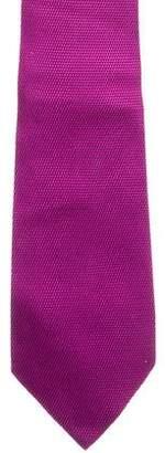 Charvet Printed Silk Tie