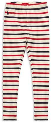 Polo Ralph Lauren Girls' Striped Leggings - Little Kid