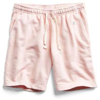 Todd Snyder + Champion Terry Warm Short in Peony
