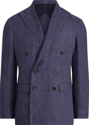 Ralph Lauren Morgan Glen Plaid Sport Coat