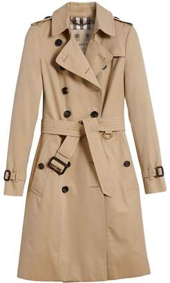 Burberry The Chelsea Long Trench Coat