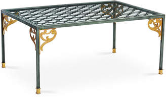 One Kings Lane Shiloh Coffee Table - Gold