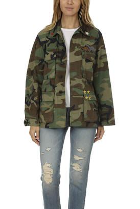 Harvey Faircloth Woodland Field Jacket