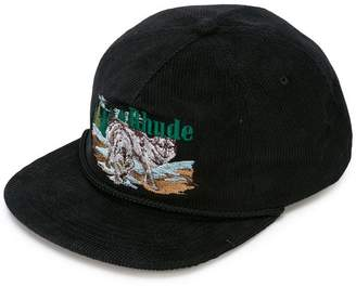 Rhude embroidered baseball cap