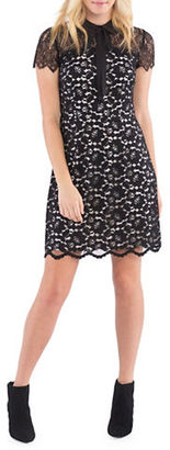 Kensie Scattered Roses Dress $99 thestylecure.com