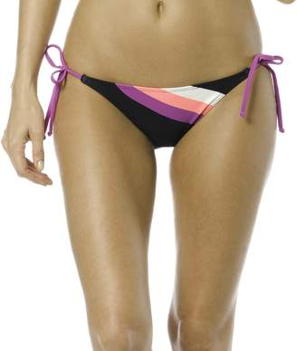 Fox Racing Women's Creo Side Tie Bikini Bottom-arge