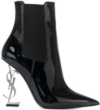Saint Laurent Opyum 110 ankle boots