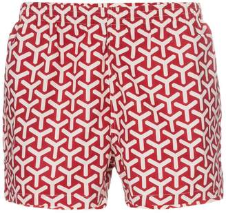 Trunks Timo printed drawstring swimming