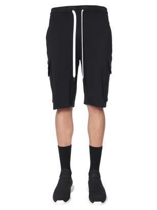Neil Barrett slouchy-fit short