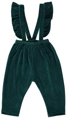 Bebe Organic Sanne Pants, Emerald