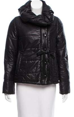 Marc by Marc Jacobs Quilted Puffer Coat