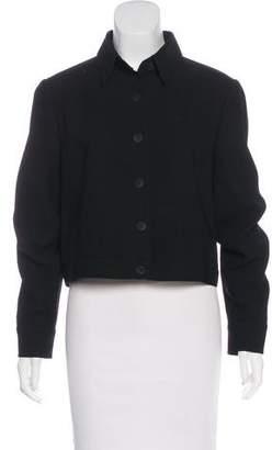 Ellen Tracy Linda Allard Collared Long Sleeve Jacket