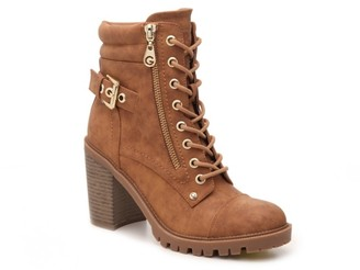 G by Guess Jaydyn Combat Boot
