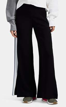 Vaara Women's Side-Striped Wide-Leg Pants - Black