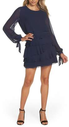 Ali & Jay Addicted to Love Two-Piece Chiffon Dress