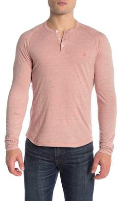 Original Penguin Heritage Slim Fit Feeder Henley