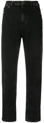Mauro Grifoni cropped jeans
