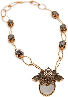 Tory Burch DRAGONFLY STATEMENT NECKLACE