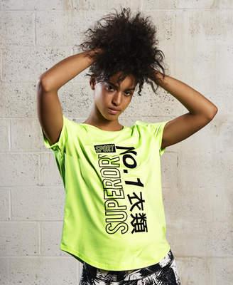 Superdry Sport Fitspo T-Shirt