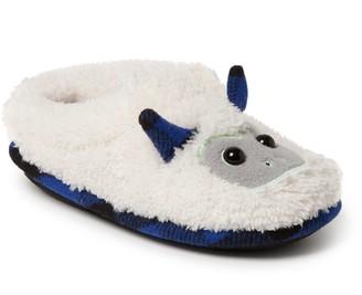 Dearfoams Yeti Boys' Slippers