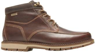 Rockport Century Moc Toe Oxford Boots