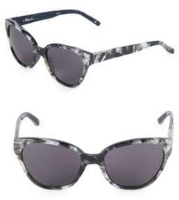 3.1 Phillip Lim 57MM Square Sunglasses