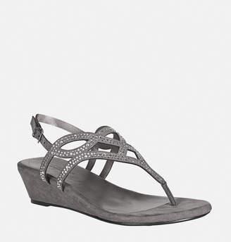 Avenue Nell Sparkle Thong Sandal