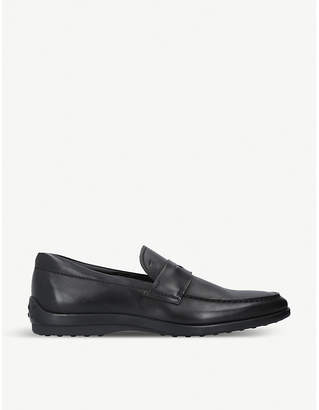Tod's Tods Mocassino Urbano leather loafers