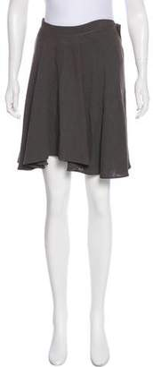 Emporio Armani Knee-Length Wrap Skirt