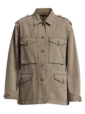 Rag & Bone Women's Tent Field Jacket