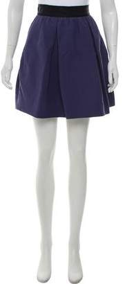 3.1 Phillip Lim Pleated Mini Skirt